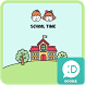 school time 카카오톡 테마 by iconnect for PhoneThemeshop