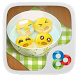 Dumpling guy GO Launcher Theme by ZT.art