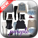 Pureple Outfit Planner by Purnama Studio