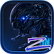 Robot Theme - ZERO Launcher by m15