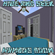 Map Hide n seek Wambos Room for McPE by Dasha Mods Inc