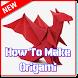 Cara Membuat Origami by Kertas Kecil Media