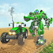 Heavy Tractor Robot Transformation: Survival Hero by Cubic Winds