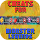 Cheats For Monster Legends Prank! by Proappsforyou Dev