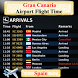 Gran Canaria Airport Flight Time by AsoftTech Solutions