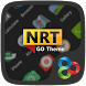 NRT GO Launcher Theme by Freedom Design