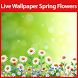Spring Flowers Live Wallpaper by LiveWallpaperThemes