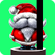 Stick Santa Hero by Smartaps