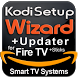 Kodi Fire TV + Stick Wizard by Smart TV Systems - Kodi Setup App