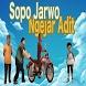 Sopo Jarwo pursue Adit by Aput Developer