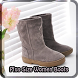 Plus Size Women Boots by noobita