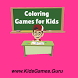Coloring Games for Kids by Mike Penrod