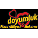 Doyumluk Pizza Makarna
