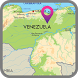 Map of Venezuela by MAP Directions Online
