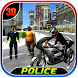 Crime City Police Bike Driver by Nucleus 3D