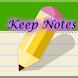Keep Notes by Shivam Dembla
