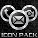 ICON PACK SILVER METAL THEME by Tak Team Studio
