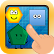 Learn Shapes Easy Funny Draw by Viper Games