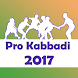 Free Schedule Pro kabaddi 2017 by Born Developer