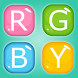 RGBY Merge Puzzle Game by CoDev Service Co., LTD.