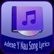 Adexe & Nau Song Lyrics by Rubiyem Studio
