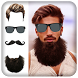 Man Hair Mustache And Hair Styles PRO by Apps android or ios