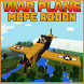 War Plane Minecraft Addon MCPE by Xenon.Mobile