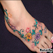 Foot Tattoo Design by Muntasir