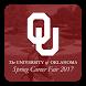 OU Spring Career Fair 2017 by KitApps, Inc.