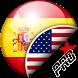Spanish English Translator Pro by HBS Apps