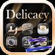 Delicacy Theme - ZERO Launcher by m15