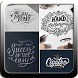 Hand Lettering Design Ideas by RexarApps
