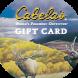 Cabela's Gift Card Reader
