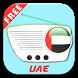 UAE United Arab Emirates Radio by AppsMa