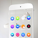 Light Room Simple White by Launcher phone theme