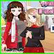 Superstar Fashion girls sister by GameDevRev