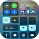 New Control Center OS 11 (iPhone X) by Appify Ltd