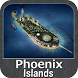 Pheonix Islands GPS Nautical and Fishing Charts by FLYTOMAP INC