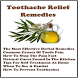 Toothache Relief Remedies by GBV Publishing