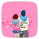 Love Couple Wallpaper Theme by Heartful Theme