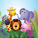 Kids Puzzle - Safari Animals by Barry