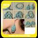 Creative DIY Drop Earrings by Banes Studio