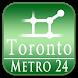 Toronto (Metro 24) by Dmitriy V. Lozenko