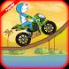adventure of doraemon bike by Apps_increator
