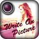 WOP-Write On Picture by Red Bird Apps