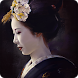 Japanese Geisha Girl Wallpaper by Juns Project