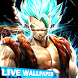 Fanart Vegeto Gogeta SSJ Live Wallpaper by Benvid Studio - 10