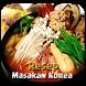 Aneka Resep Masakan Korea by GusMedia