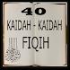 40 Kaidah Ushul Fiqih by IstanStudio