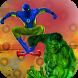 HOVER BOARD MONSTER VS FIDGET SPINNER SPIDER HERO by ViViD Game Studio